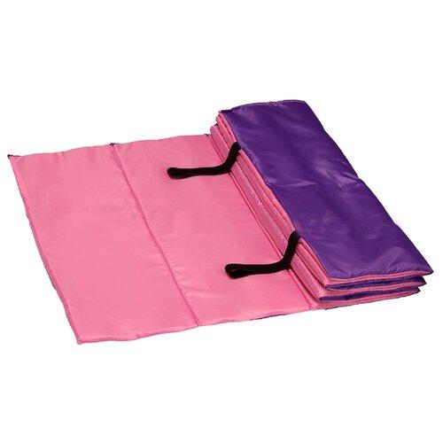 Коврик Indigo SM-042, 180х60 см розовый/фиолетовый