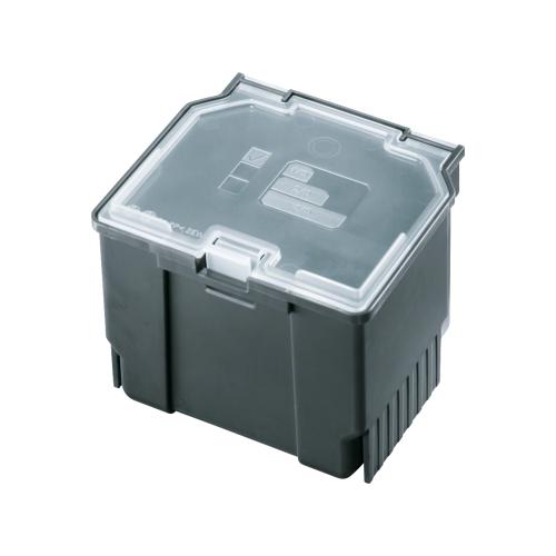 Ящик BOSCH SystemBox 1/9 малый (1600A016CU) 12 х 10.5 x 8 см серыйЯщики для инструментов<br>