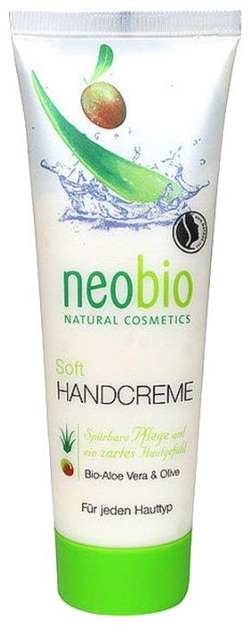 Крем для рук Neobio Soft