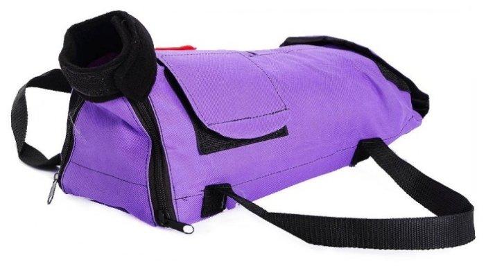 Переноска-сумка-фиксатор для кошек OSSO Fashion S С-1019 37х13х14 см