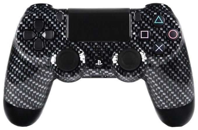 Sony Геймпад Sony DualShock 4 Carbon