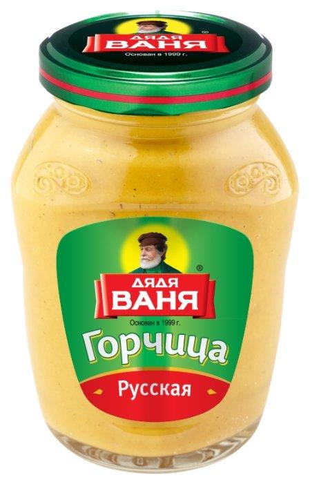 Горчица Дядя Ваня Русская, 140 г