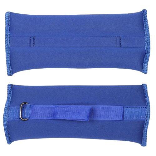 Набор утяжелителей 2 шт. 0.3 кг Indigo SM-258 синий