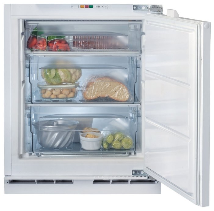 Встраиваемый морозильник Hotpoint-Ariston BFS 1222.1