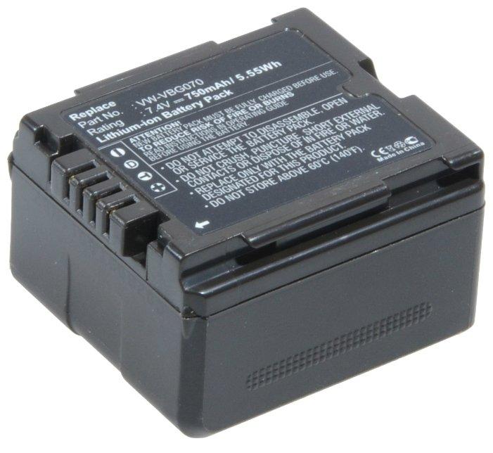 Аккумулятор Pitatel SEB-PV721