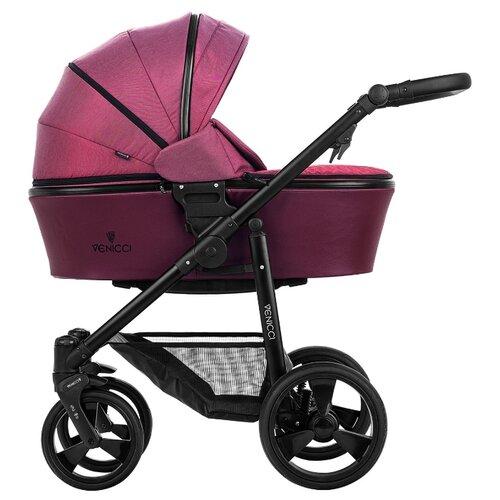 Купить Универсальная коляска Venicci Italy (2 в 1) bordeaux, Коляски