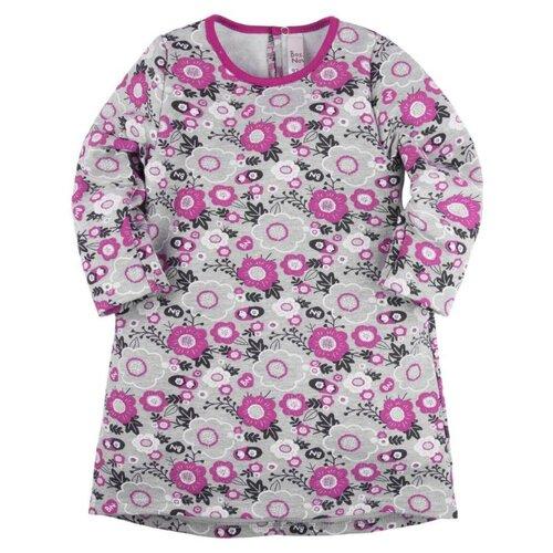 Платье Bossa Nova размер 92, сиреневые цветыПлатья и юбки<br>