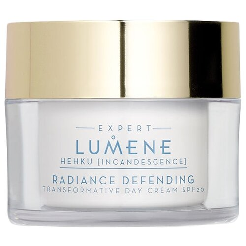 Lumene Hehku Radiance Defending Transformative Day Cream SPF 20 Восстанавливающий дневной крем-уход для лица SPF 20, возвращающий сияние, 50 мл spf 20 крем