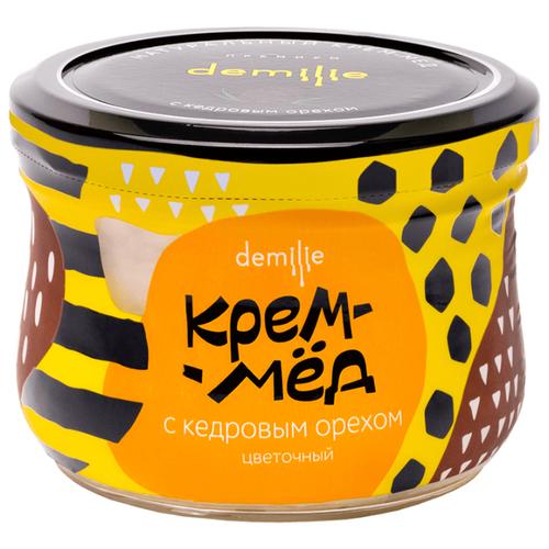 Крем-мед Demilie с кедровым орехом 250 мл