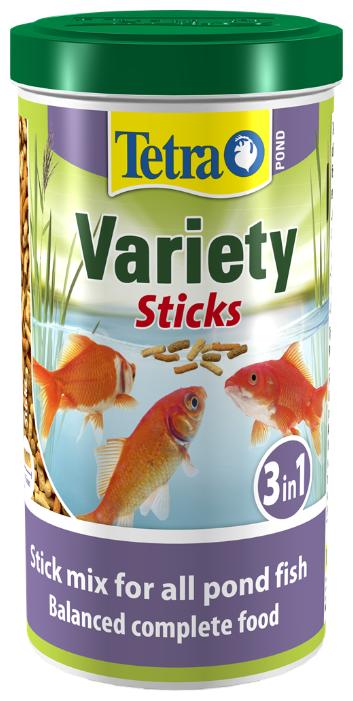 Сухой корм Tetra Pond Variety Sticks для рыб