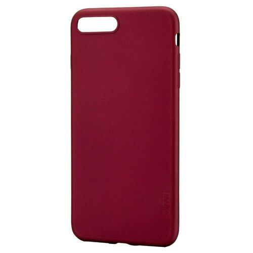 Чехол X-LEVEL Guardian для Apple iPhone 7 Plus/8 Plus бордовый
