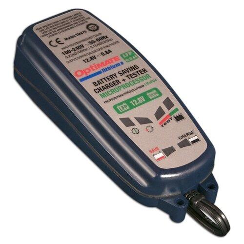 Зарядное устройство Optimate Lithium 0,8 (TM470) синийЗарядные устройства для аккумуляторов<br>