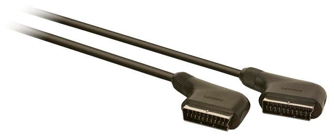 Кабель Philips SCART - SCART (SWV2540W/10)