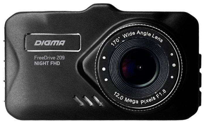 Видеорегистратор Digma FreeDrive 209 NIGHT FHD