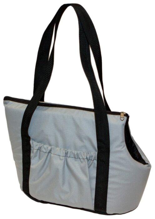 Переноска-сумка для собак Дарэлл Zoo-M City RP9091 40х19х26 см