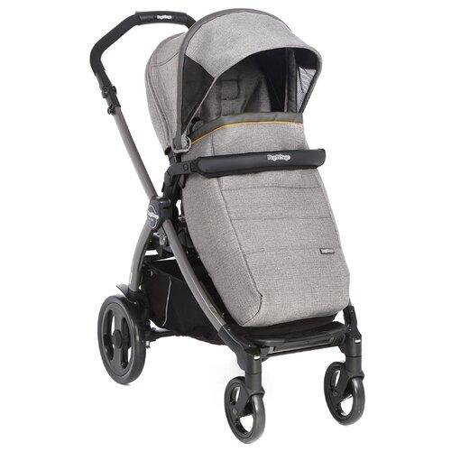 Прогулочная коляска Peg-Perego Book 51 Pop Up Completo Luxe grey прогулочная коляска quinny zapp flex plus luxe sport grey