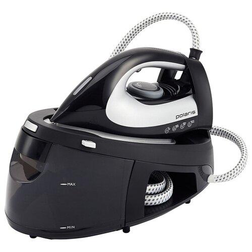 Парогенератор Polaris PSS 7505K Retro черный/белый