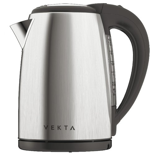 Чайник VEKTA KMS-1702, нержавеющая сталь  - купить со скидкой