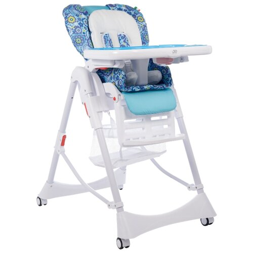Стульчик для кормления SWEET BABY Magestic sapphire стульчики для кормления sweet baby simple 38813