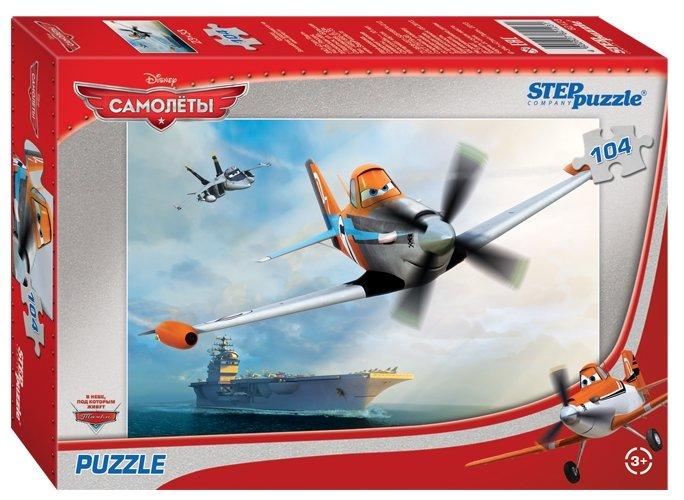 Пазл Step puzzle Disney Самолёты (82123), 104 дет.