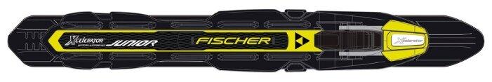 Крепления для беговых лыж Fischer Xcelerator Skate Jr NIS