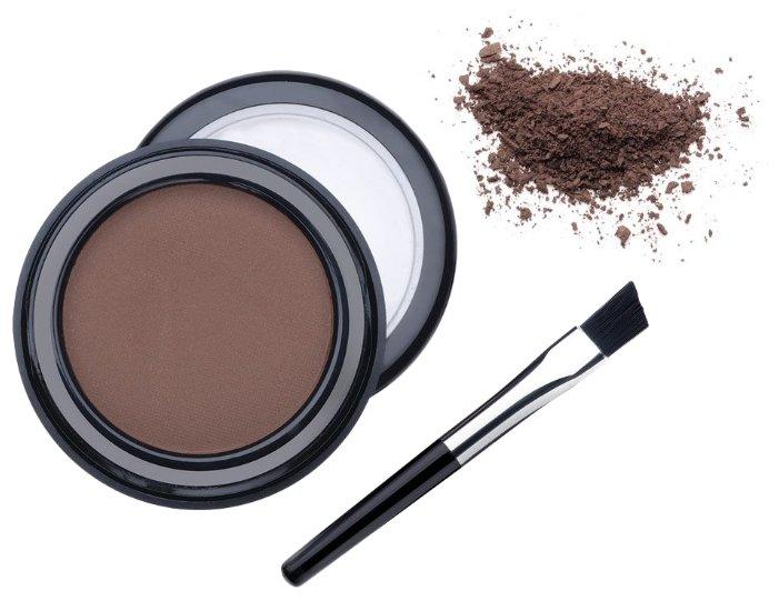 Ardell Brow Defining Powder - Пудра для бровей с кистью серо-коричневая