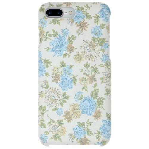 Купить Чехол Mitya Veselkov IP7PLUS.MITYA-036 для Apple iPhone 7 Plus/iPhone 8 Plus нежные голубые цветы
