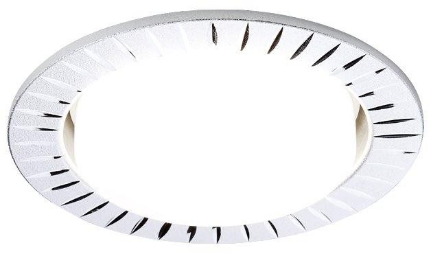 Встраиваемый светильник Ambrella light G816 AL, алюминий