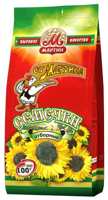 Семена подсолнечника От Мартина отборные 100 г