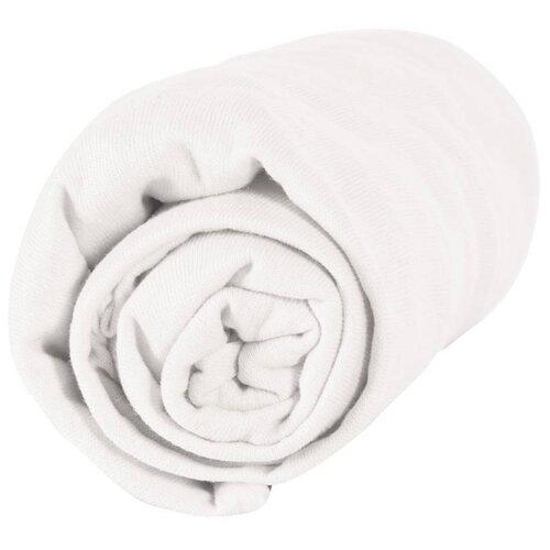 Купить Candide простыня для кокона хлопковая 50х90 см белый, Постельное белье и комплекты