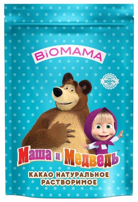 BIOMAMA Маша и Медведь Какао-напиток растворимый, 150 г