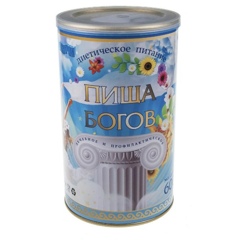 ВИТАПРОМ Соево-белковый коктейль Пища Богов, ананас, 600 г
