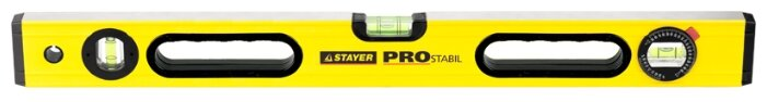 Уровень брусковый 3 глаз. STAYER PRO Stabil 3471-060_z01 60 см