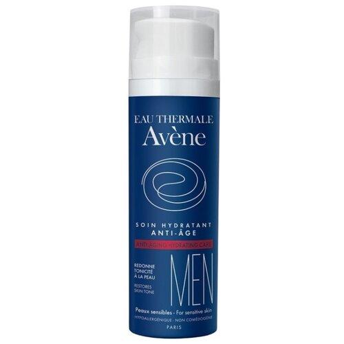 AVENE Антивозрастной увлажняющий уход Men 50 мл avene крем увлажняющий толеранс экстрем 50 мл