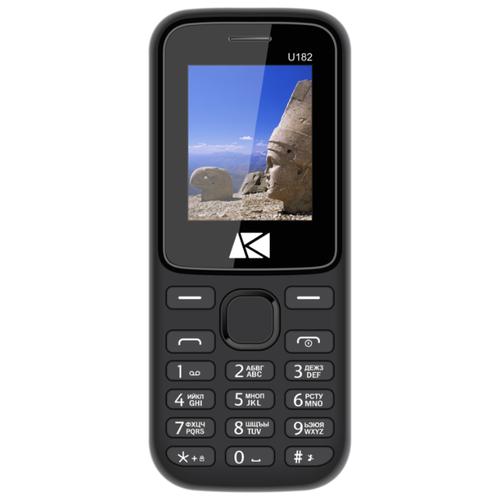 Купить Телефон Ark Benefit U182 черный