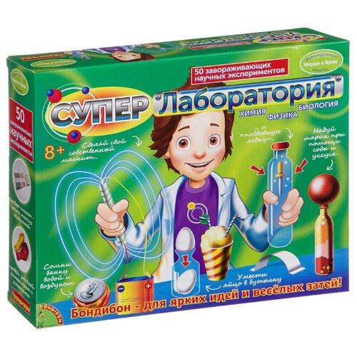 Купить Набор BONDIBON Супер лаборатория (ВВ2711), Наборы для исследований