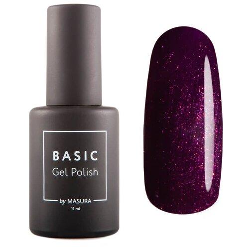 Купить Гель-лак для ногтей Masura Basic, 11 мл, оттенок Легкая Эйфория