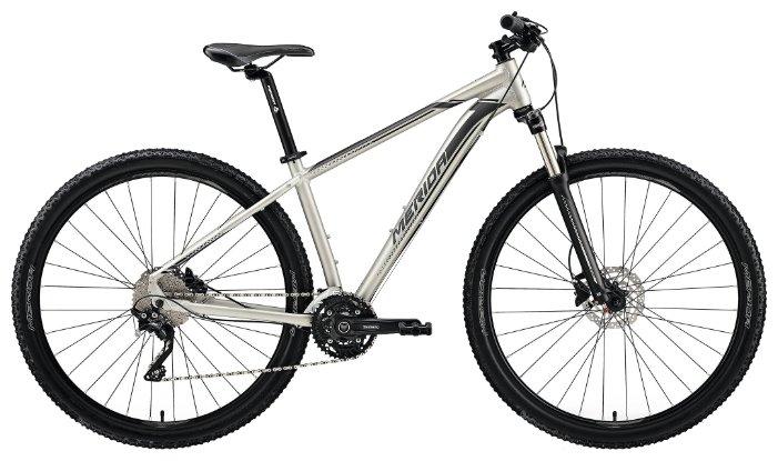 Горный (MTB) велосипед Merida Big.Nine 80-D (2019)