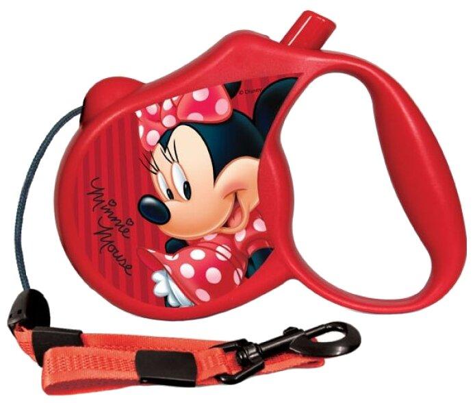 Поводок-рулетка для собак Triol Disney Minnie (S)