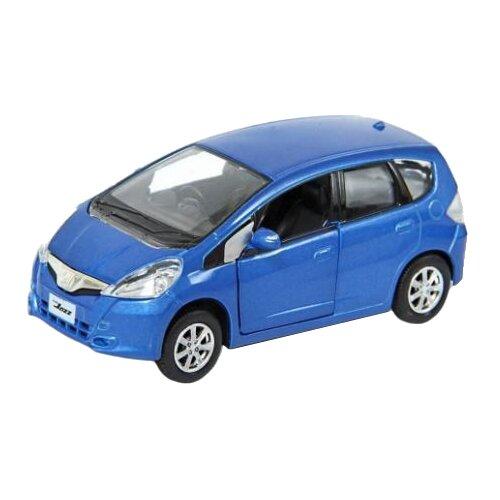 Легковой автомобиль RMZ City Honda Jazz (554012) 1:32 синий