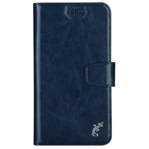 Чехол универсальный G-Case Slim Premium (GG-769/GG-770/GG-771/GG-772/GG-773/GG-774/GG-775/GG-776/GG-777/GG-778) темно-синий gucci кожаный кошелек gg marmont