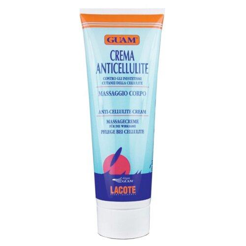 Guam крем Crema для тела антицеллюлитный для массажа 250 мл guam крем антицеллюлитный с охлаждающим эффектом для массажа snell 250 мл
