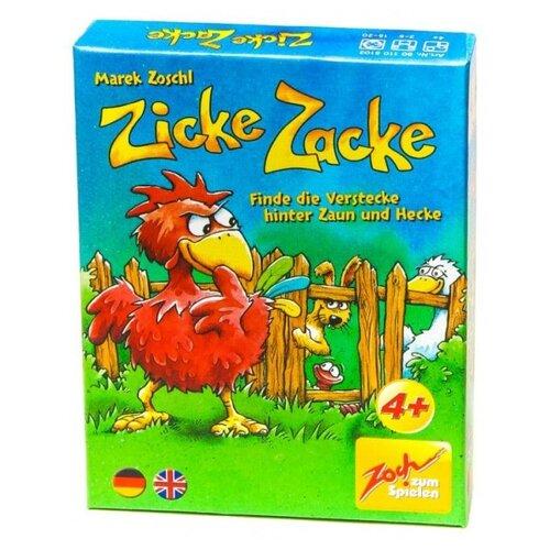 Настольная игра Zoch Цыплячьи бега: Прятки