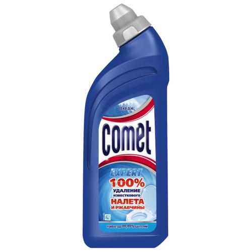 Comet Expert гель для туалета океан 0.5 лДля кафеля, сантехники и труб<br>