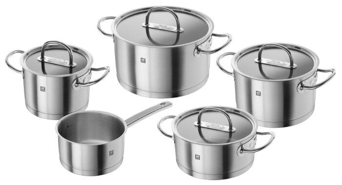 Набор посуды Zwilling J. A. Henckels Prime 64060-004 9 пр.