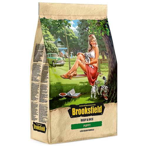 Корм для собак BROOKSFIELD (0.8 кг) Puppy толстовка brooksfield