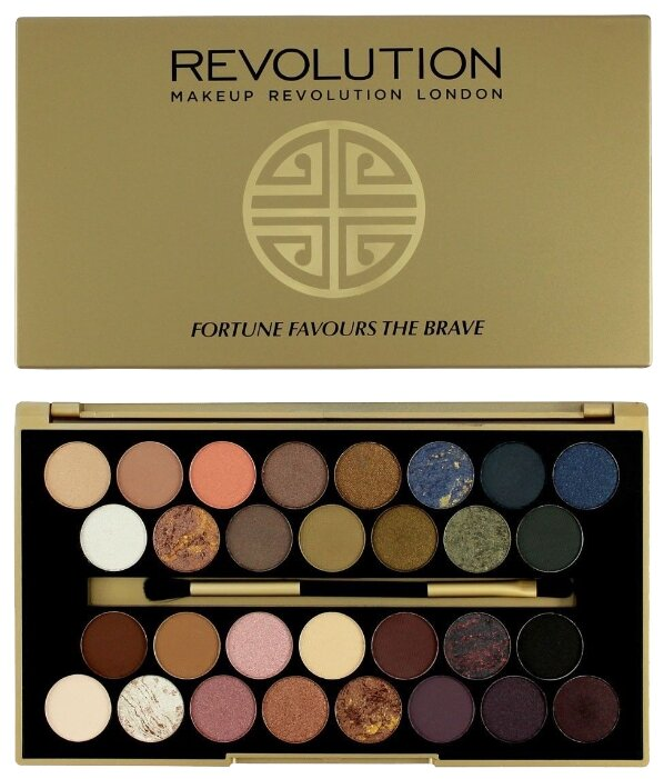 REVOLUTION Палетка теней 30 Eyeshadow Palette
