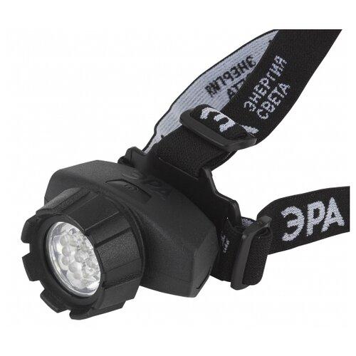 Налобный фонарь ЭРА GB-602 черный