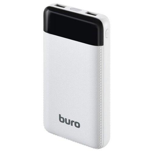 Аккумулятор Buro RC-16000 белый коробкаУниверсальные внешние аккумуляторы<br>