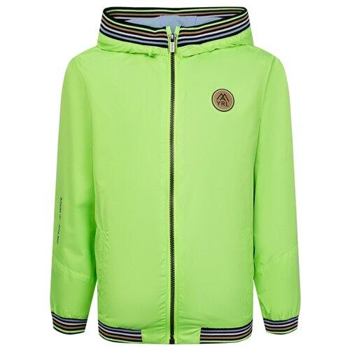 Купить Ветровка Mayoral размер 128, 027 зеленый, Куртки и пуховики